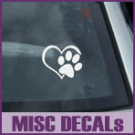 Misc Decals