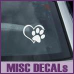 Misc Decals